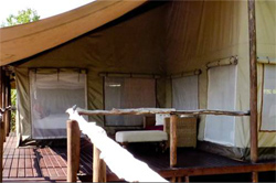 places to stay in Chobe