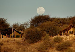 places to stay in  Makgadikgadi Pans