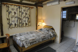 places to stay in Maun