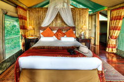 places to stay in Okavango Delta